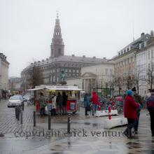 Centre ville - Copenhague - Danemark (42526)